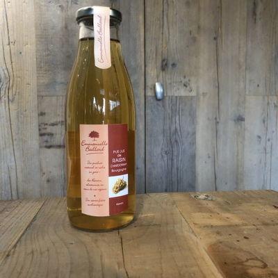 Pur jus de Raisin Chardonnay - Yuta - Maisons laffitte
